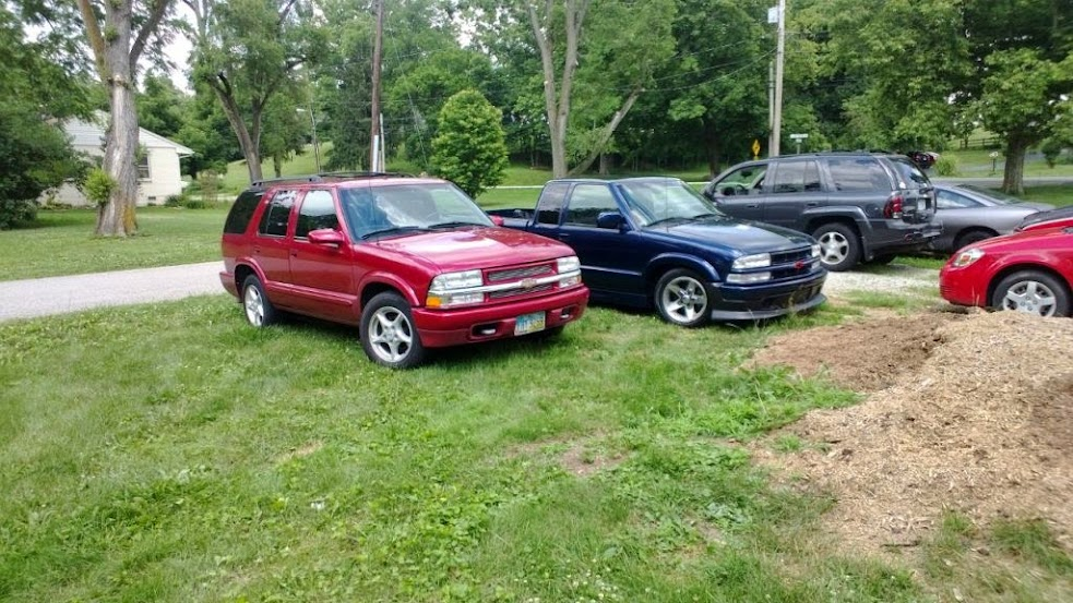 Lowering 2wd Vs 4wd Awd S 10 Forum