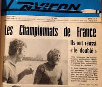 1977-Seul doublé masculin aux championnats de France de Turquet-Chatelard