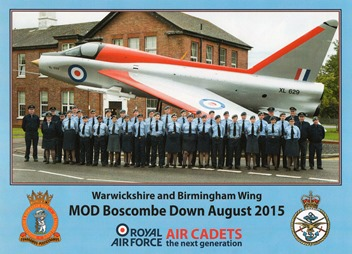 Air Cadets Boscombe Down 2015