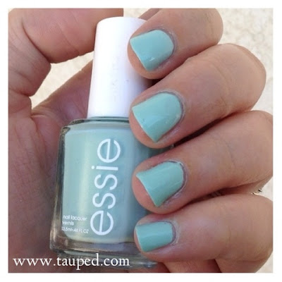 essie mint candy apple swatch review
