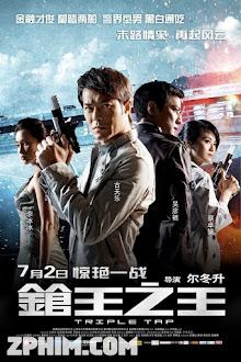Chậm Thì Chết - Triple Tap (2010) Poster