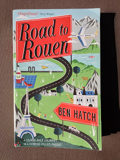 french village diareis book review Ben Hatch Road to Rouen