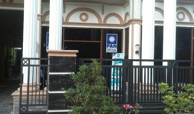 Rumah panl subang kantor dpd pan subang