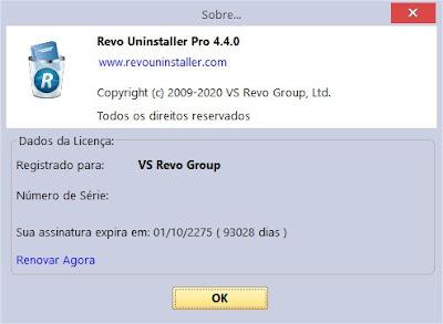 REVO UNINSTALLER 4.4.0.0 PRO COM ATIVADOR (2021)