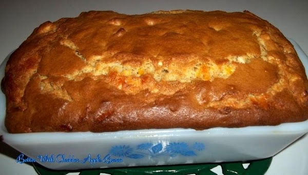 Better With Cheddar - Apple Bread Recipe
