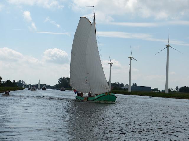 Zeilen met Jeugd met Leeuwarden, Zwolle - P1010409.JPG