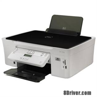 How to download Dell V313w printer Driver for Windows XP,7,8,10