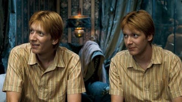 HB Games: Quiz você sabe tudo sobre Fred e Jorge Weasley ?