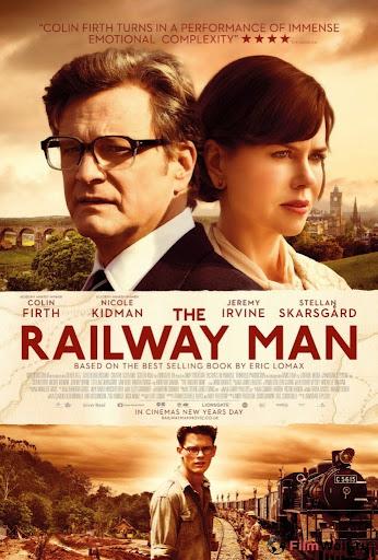 Ο Κύκλος των Αναμνήσεων (The Railway Man) Poster