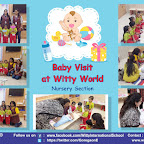 Baby Visit, Nursery Section (2018-19), Witty World, Goregaon East