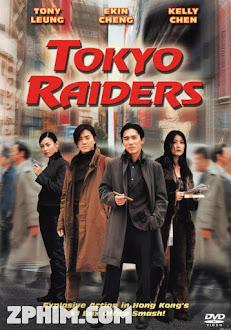 Điệp Vụ Tokyo - Tokyo Raiders (2000) Poster