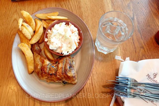 Chicken and Peri-Peri