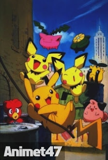 Pokemon: Pichu To Pikachu -  2000 Poster