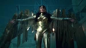 Wonder Woman 1984 Armour