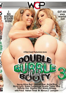 Double Bubble White Booty 3