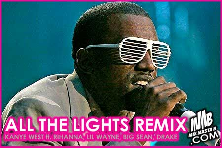 Lil Wayne All Of The Lights Remix Chopped Screwed By Djriotv By