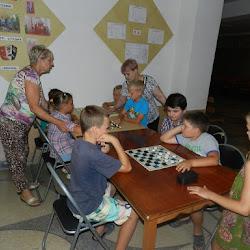 Шахматно-шашечный турнир «Чёрно-белое королевство» (Новосельский СДК)