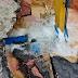 Rompimento de adutora causa afundamento na Torquato Tapajós