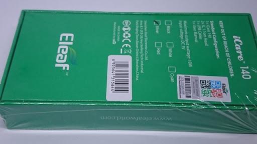 DSC 3569 thumb%255B4%255D - 【ベプログ】電子タバコ お手軽スターターキット「Eleaf iCare 140×国産リキッド」セット【初心者/VAPE/電子タバコ/スターターキット】