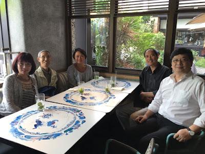 2016年11月1日,幾位同學與梁崇榆老師在銅鑼灣 Minh Kok 越南餐廳午餐聚會