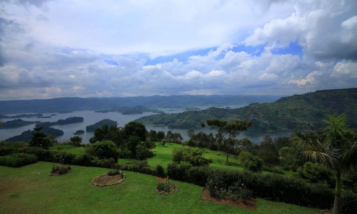 Uganda, Lake Bunyoni