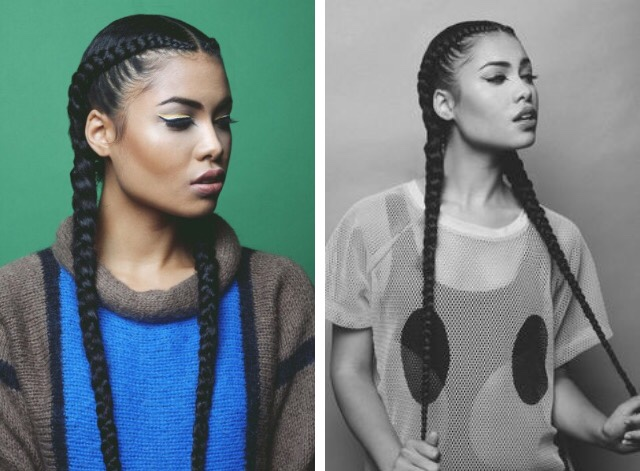 Magnificent Braids Are Taking Over 2015 Hifash Magazine Hairstyles For Women Draintrainus
