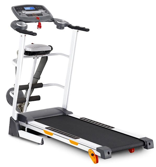Treadmill Elektrik BGM2
