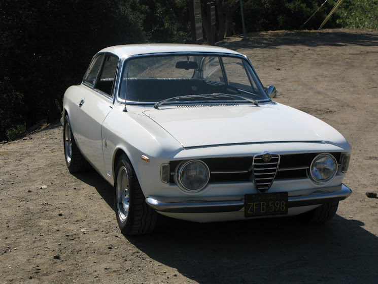 For Sale 1967 Giulia Sprint Gt Junior Socal Car Alfa Romeo