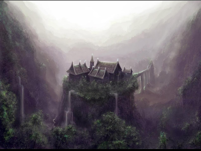 Sorrow Of Lands 12, Magical Landscapes 6
