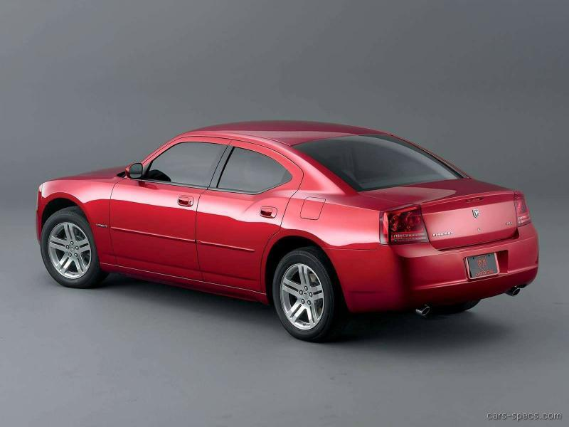 2006 Dodge Charger Sedan Specifications Pictures Prices