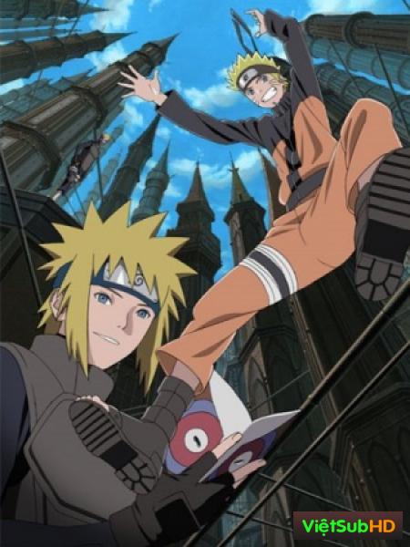 Naruto: Shippuuden Movie 4
