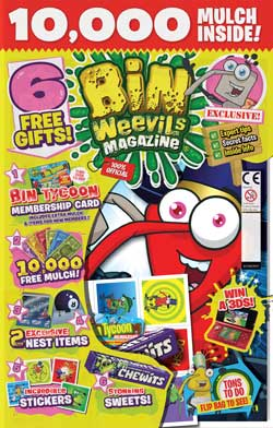 Bin Weevils Magazine Issue 1