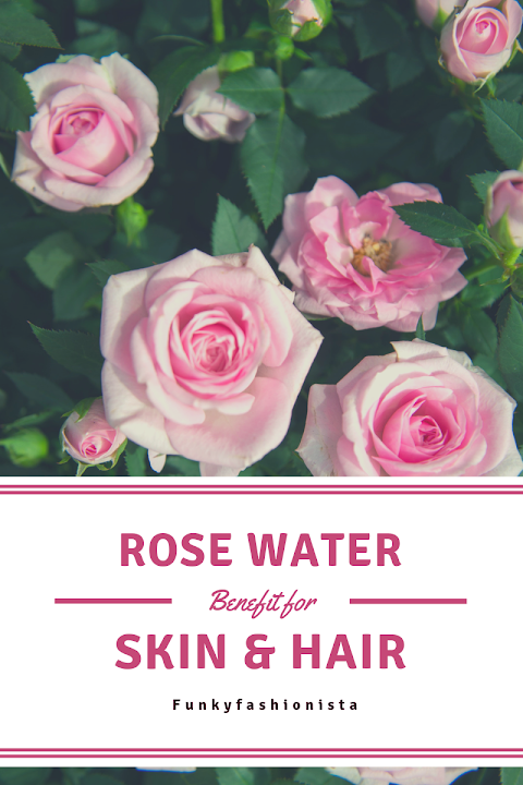 10 Most Amazing Benefits of Rose Water for Skin and Hair |