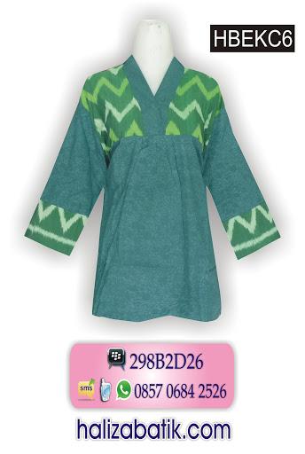 busana batik modern, baju batik wanita baju batik