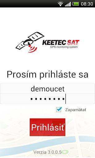KeetecSAT - GPS monitoring