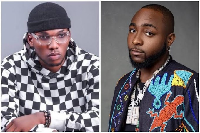 Victor AD Debunks Claims That Davido Stole Hit Song ''Jowo'' From Him