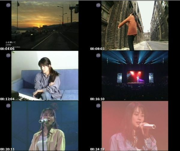 [TV-Variety] ZARD – MUSIC VIDEO SPECIAL (2016.02.06)