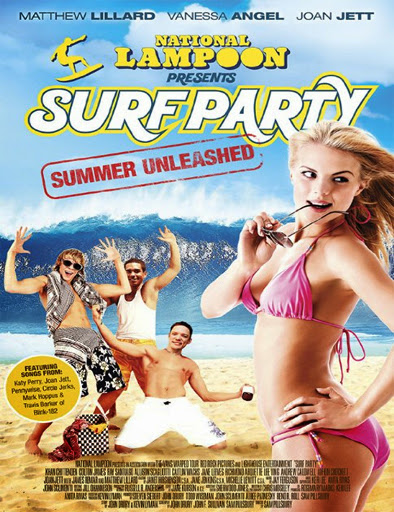 Poster de National Lampoon Presents: Surf Party