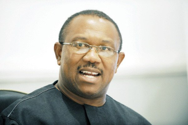 Why people say I'm stingy – Peter Obi