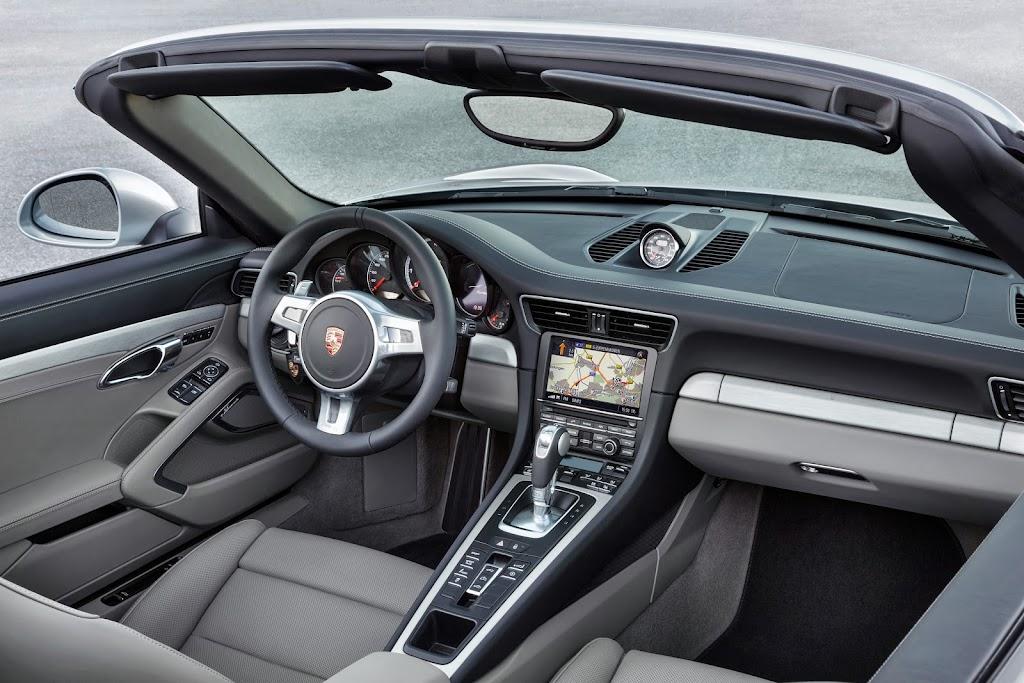 2014 Porsche 911 Turbo Cabriolet 2