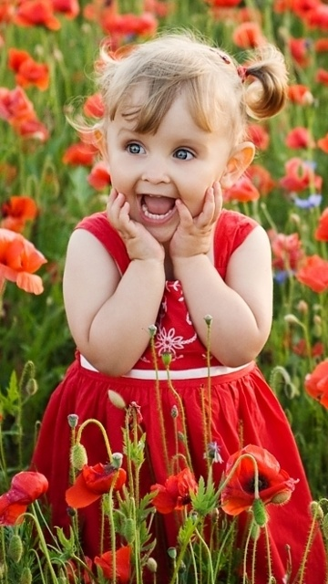 Cute Baby Girl Wallpapers For Whatsapp The Word Cartoon March 2011