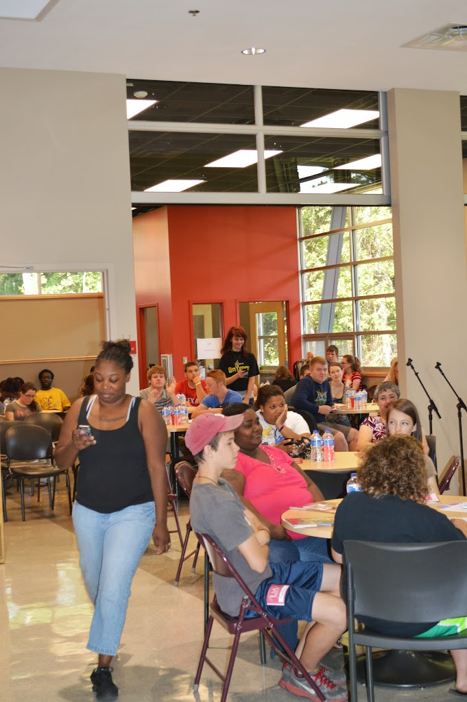 New Student Orientation Texarkana Campus 2013 - DSC_3131.JPG