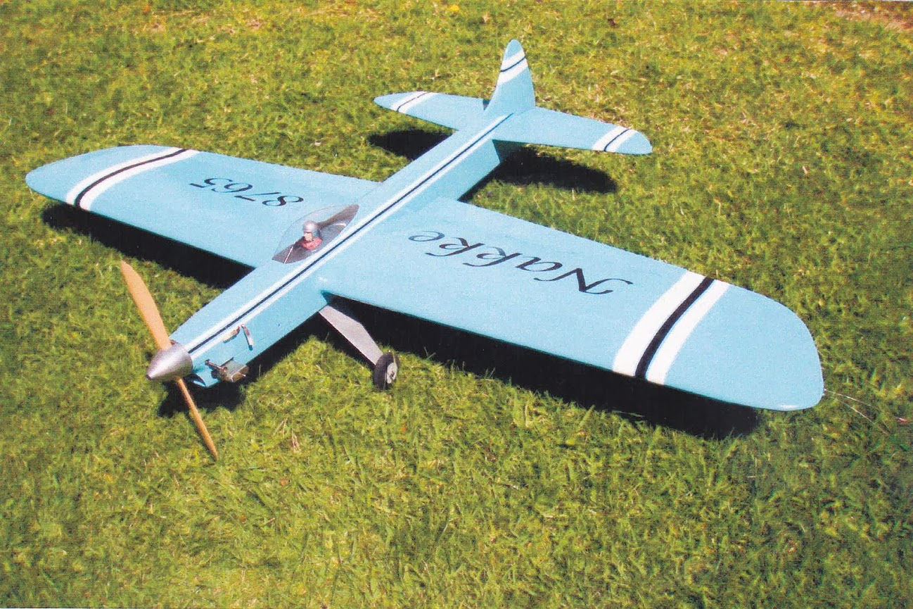 Aeromodeller, july 1965, Aero 3/4