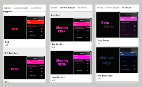 NotesUI Dark CM13 Theme v1.0