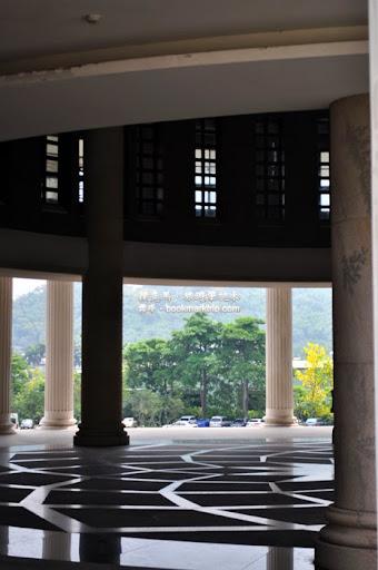 亞洲大學巴洛克建築