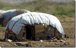 Week 2018-52 - Gard Ethiopië Afar-hutten