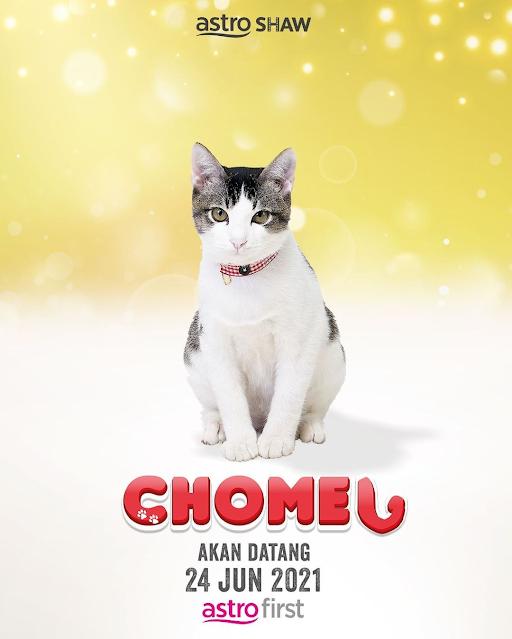Senarai Pelakon Filem Chomel (Astro 2021)