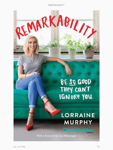 Lorraine Murphy Remarabillity book