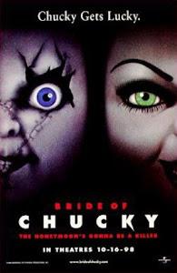 Ma Búp Bê 4: Cô Dâu Của Chucky - Bride Of Chucky poster