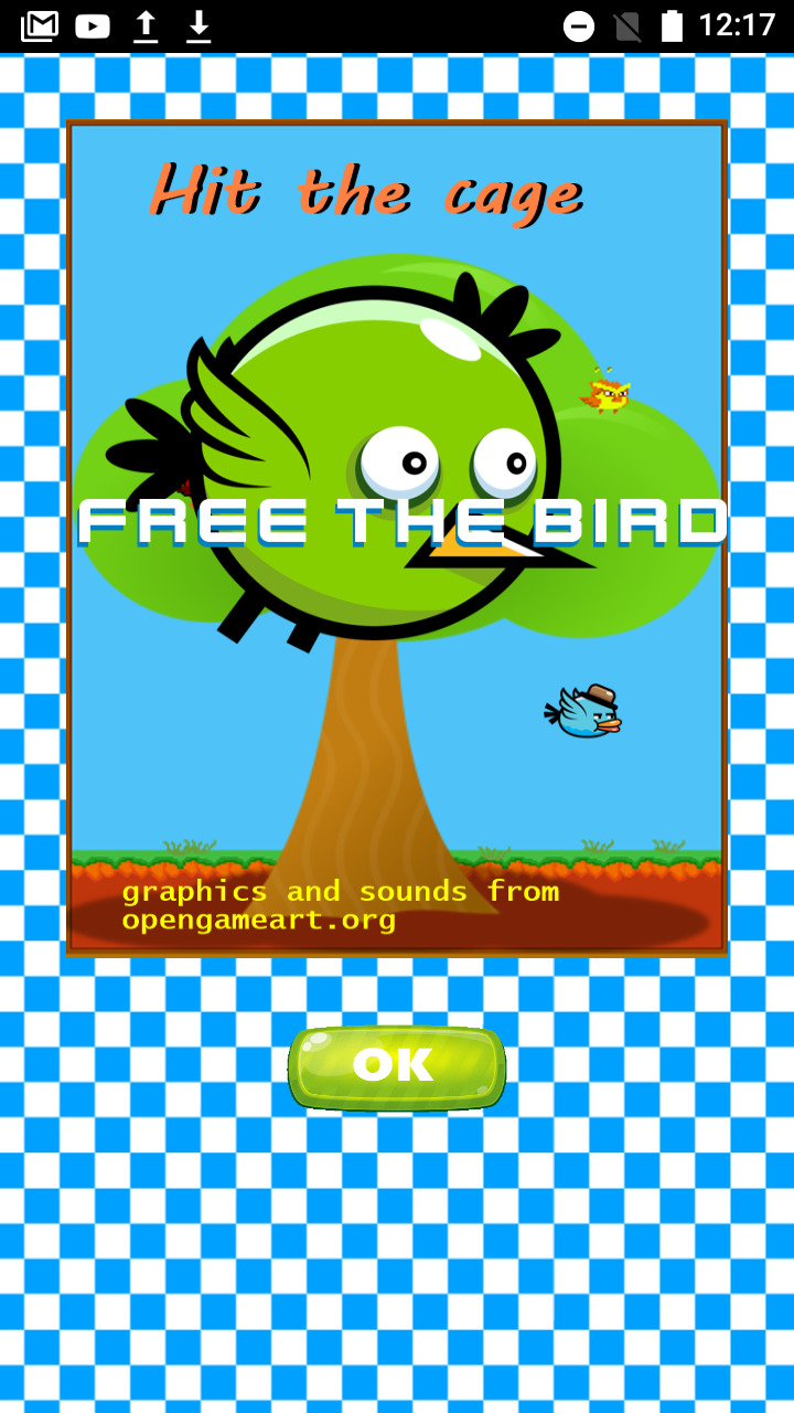 Скриншот Free the Bird